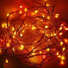 100 red orange yellow sunset 30v led lights starter pack new