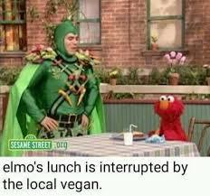 Sesame Street Memes - dopl3r com memes sesame street ot org elmos lunch is