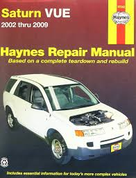 amazon com haynes 87040 saturn vue 02 07 automotive