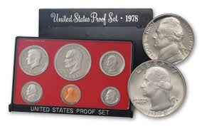 1978 dime error 1978 united states proof set govmint