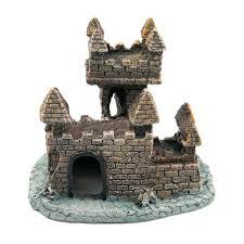 online get cheap castle aquarium decorations aliexpress com