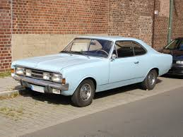 view of opel record coupe photos video features and tuning of