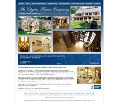 the eligius homes company onpoint web design
