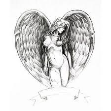 Tattoo Ideas Of Angels 23 Best Angels Tattoo Designs Images On Pinterest Angel Tattoo