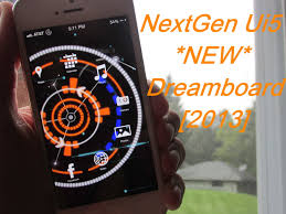 best dreamboard themes for iphone 6 new nextgen ui i5 best dreamboard theme ever 2013 september