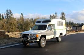 1984 Toyota Pickup - 1984 toyota chinook camper 4x4 expedition portal