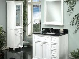 tall white bathroom cabinet uk telecure me