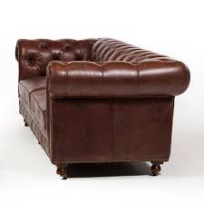 at home chesterfield sofa leather chesterfield sofa by design tree home affordable price