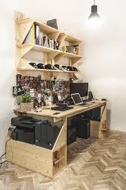 Studio Work Desk Photo 4 Of 9 In Micro Live Work Studio By Studio Bunyik Dwell