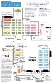 trade show floor plan exhibitor information northwest flower u0026 garden show