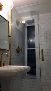 Brass Shower Door Ultimate Glass Inc Chicago Shower Enclosures Mirrors