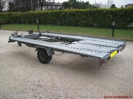 vendo carrello porta auto scaduto vendo carrello trasporto auto semi nuovo 171291