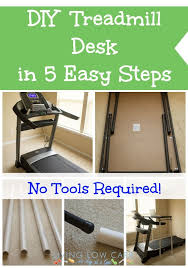 Diy Treadmill Desk Ikea How To Make A Diy Treadmill Desk In 5 Easy Steps Treadmill Desk