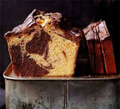 chocolate orange marble cake recipe bbc good food