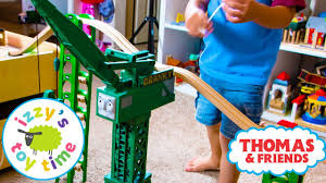 thomas and friends thomas train table to floor track fun toy