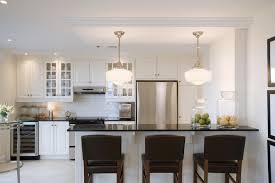 chandelier for small kitchen great home design