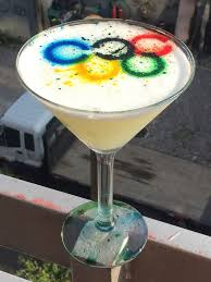 martini mistletoe must mix olympic cocktail by chilled 100 member rael petit nyc
