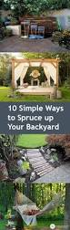 Pinterest Backyard Ideas Best 25 Simple Backyard Ideas Ideas On Pinterest Fun Backyard