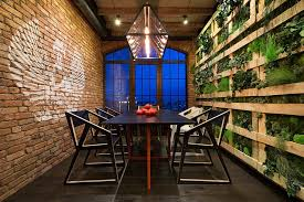 The Brick Dining Room Furniture 50 Bold And Inventive Dining Rooms With Brick Walls