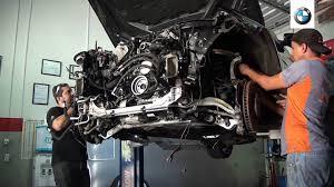 bmw n63 bmw 550 f10 engine removal n63 removendo motor bmw 550 f10