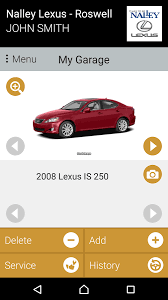lexus roswell service nalley lexus roswell android apps on play