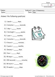 primaryleap co uk time worksheet