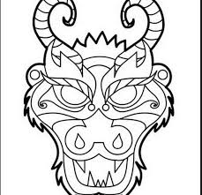 chinese 2018 coloring pages free printable u0027s kids