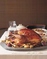 thanksgiving menus martha stewart