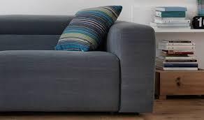 canape tissu rayures canapé 2 places en tissu relax électrique tissu en coton
