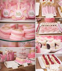 Pink And Gold Dessert Table by 219 Best Pink And Gold Baby Shower Party Ideas Images On Pinterest