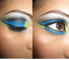 dory blue eyes makeup tutorial youtube