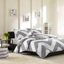 Pink Striped Comforter Home Essence Rockaway 7 Piece Bedding Comforter Set Blue