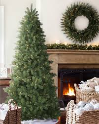 63 marvelous 9 foot pre lit slim tree photo