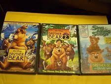 brother bear children u0027s u0026 family dvds ebay