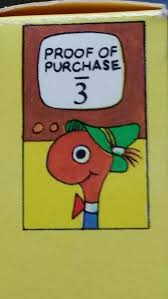 Rolie Polie Olie Halloween Vhs by 15 Best Proof Of Purchase Tickets Number Images On Pinterest