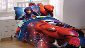disney big hero 6 bedding sheet set walmart com