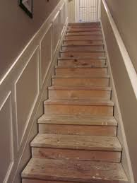 Laminate Flooring Stair Nose Home Depot Lipstick And A Brad Nailer Are The Only Essentials Day 1 Of
