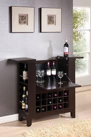 amazon com acme 97010 nelson wine bar wenge finish kitchen u0026 dining