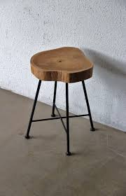 bar stools black metal bar stools with curved brown wooden