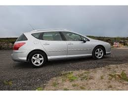 peugeot 407 wagon peugeot 407 2 0 sw sr hdi 5dr manual for sale in rossendale