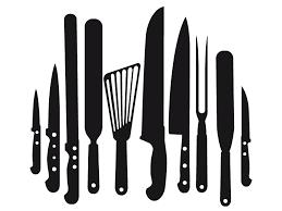cuisine et ustensiles sticker ustensiles cuisine stickers trompe l oeil