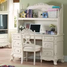bedroom set with desk homelegance cinderella desk and hutch collection