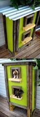 cat home decor how to build an outdoor cat house free plans restaurant network