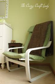 Nursery Room Rocking Chair by Nursery Ikea Chair Recover The Crazy Craft Lady
