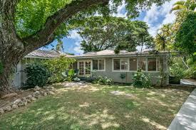 kailua real estate lanikai beach house with detached cottage