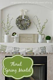 kitchen mantel decorating ideas 173 best organize u0026 decorate decorate images on pinterest
