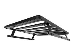 nissan frontier bed rack pick up truck load bed slimline ii rack kit 1255mm w x 1358mm l