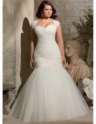 cap sleeves corset back court train sweetheart wedding gown big