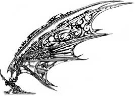 winged dragon tattoo designs pictures to pin on pinterest tattooskid