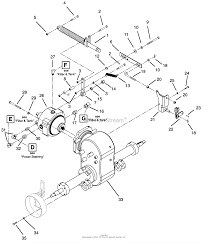 gravely 990300 000101 pm 350 21 hp kubota parts diagram for